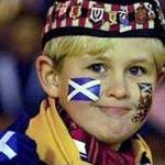 30 ноября  - St. Andrew's Day - День покровителя Шотландии